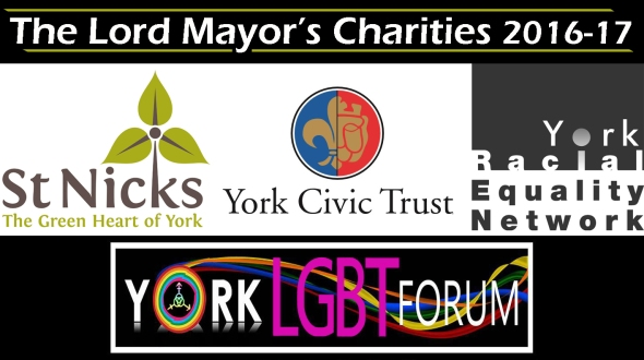 Lord Mayor Charities of the Year logo