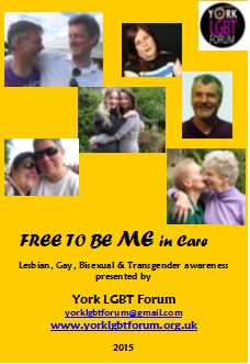 Picture of Free to be Me in Care advertisement