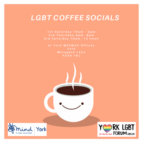 LGBT COFFEE SOCIALS
